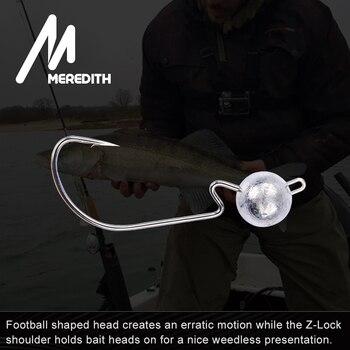 Amazing MEREDITH 10pcs/Lot Exposed Lead Jig Head Fishhooks cb5feb1b7314637725a2e7: 10g-10pcs 14g-10pcs 3.5g-10pcs 5g-10pcs 7g-10pcs