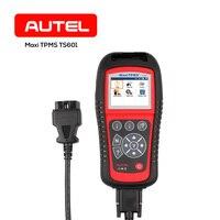 Autel MaxiTPMS TS601 Automobiles Tyre Pressure Sensor Activator and Programmer Read Clear Codes OBDII TPMS Diagnostic Tools