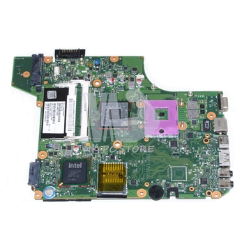 V000175020 Main Board For Toshiba satellite L510 L515 laptop motherboard 1310A2250502 GM45 DDR2 Free CPU