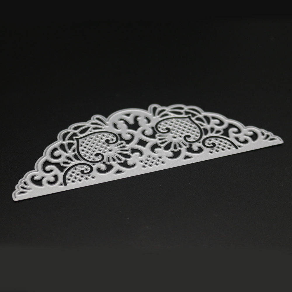 Metal hueco Recortes de papel stencil DIY scrapbooking Relieves de ...