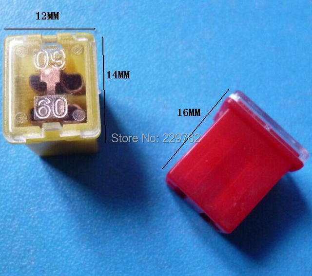 Free shipping 100PCS high quality 20A 30A 40A 50A 60A car fuse link auto fuse box_640x640 aliexpress com buy free shipping 100pcs high quality 20a 30a 40a use of fuse box at suagrazia.org