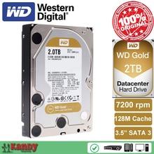 Western Digital WD Gold 2TB hdd sata 3.5 disco duro interno internal hard disk harddisk hard drive disque dur desktop hdd server