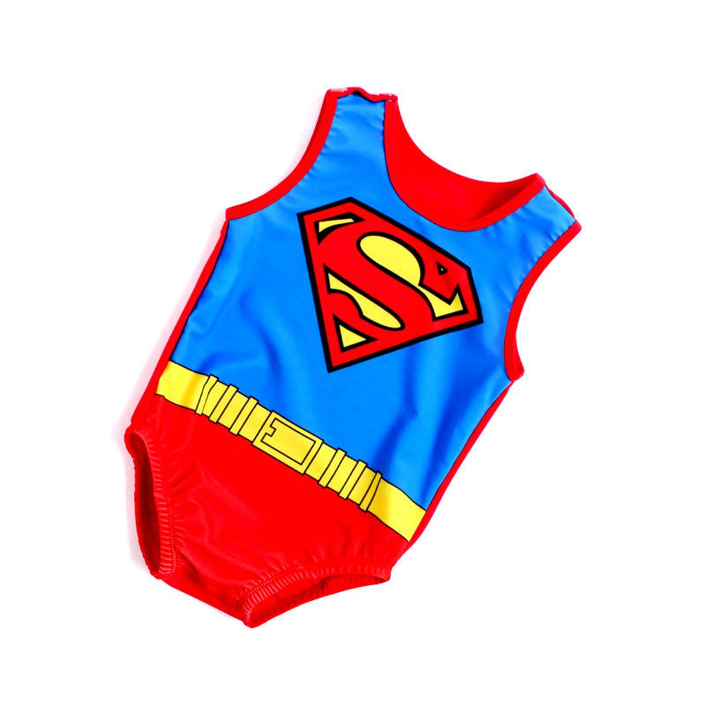 Einteilige Cartoon Baby Boy Badeanzug Baby Boy Strampler Stil - Babykleidung