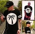 M-5xl Plus Size 2015 homens camisa de marca aa coco Hip hop gasp fitness algodão curto Casual ( ml XL XXL XXXL 4XL 5XL )