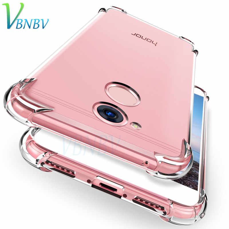 Transparent TPU Silicone Case For Huawei Mate 20 10 lite 9 Pro Nova 3 3i 3E P20 P10 lite Honor 8 9 Lite 10 6X 7A 8C 8X Cover