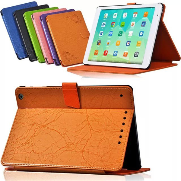 NEW X98 Magnet Leather Case For Teclast X98 Air 3G Slim Tablet Cover Case +screen protectors+touch pen