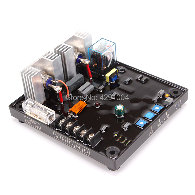 Match Universal avr POW50A automatic voltage regulator for brush and brushless generator