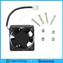 V31 framboesa pi 3 modelo b nespi caso ultra-silencioso ventilador de refrigeração/ventilador de refrigeração ativo suporte personalizado acrílico caso