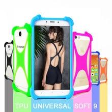 Caixa do silicone para Umi UMI Plus E tampa do caso Universal martelo s tampa da caixa Nova Chegada Umi Justo/Super umi Roma x caso Armação
