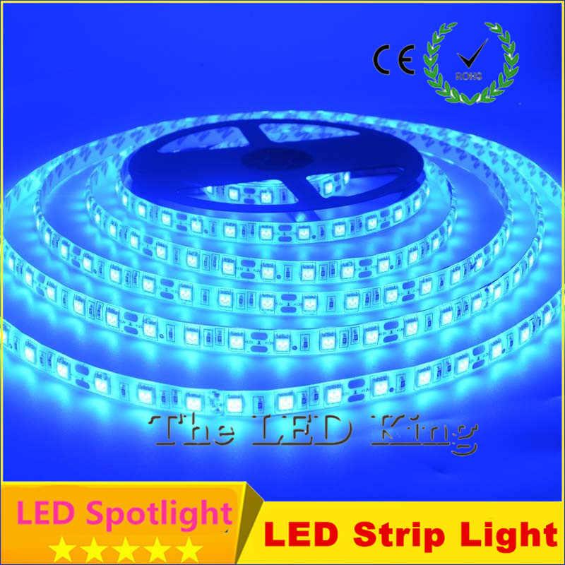 10 м 5 м 60 светодиодов/м 3528 5050 RGB светодиодные полосы света не водонепроницаемые светодиодные гибкие rgb диодные светодиодные ленты набор красный синий зеленый теплый белый
