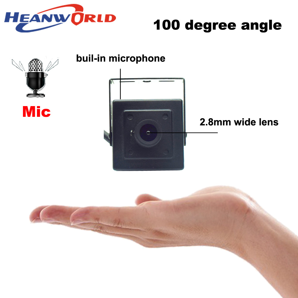 Mini IP Camera 1080P with Mic CCTV Security Camera micro home Small Cam HD CCTV Surveillance cameras microphone Motion Detection