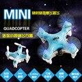 CX-STARS 2.4 Г 4CH Мини Drone RC Quadcopter RTF Дистанционного Управления Вертолет 4-осевой электрические игрушки ПРОТИВ CX10 Q272 Drone WL Toys ПРОТИВ FQ777