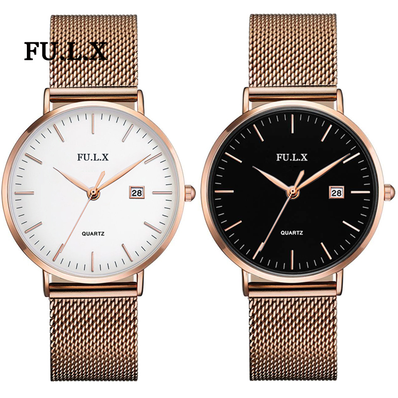Women's Watch 2017 Luxury Brand Watch Lady Gold Bracelet Fashion FULX Quartz Watch Women Stainless Steel Clock Relogio Feminino swiss fashion brand agelocer dress gold quartz watch women clock female lady leather strap wristwatch relogio feminino luxury