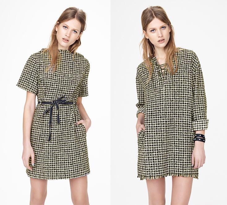 7dc811d805 ̀ •́ 2 color Florencia tejer lana de Cachemira tela de algodón ...
