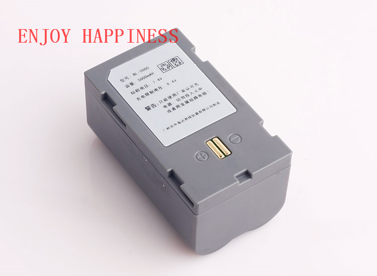 BL-5000 External Battery For Hi-Target Surveying Instruments li ion bl 2000a battery for hi target qmini v8 v9 v10 rtk gps