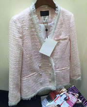 Camellia Series girls fundamental coats,plus dimension autumn jacket,girls chaquetas mujer,distinctive jaqueta feminina,comes with pearl button