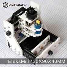 EleksMill CNC 1309 PVC PCB Milling Machine Grbl arduino laser engraver