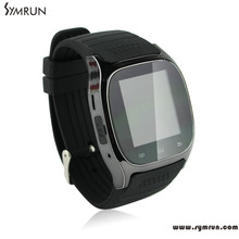 Symrun 2016 New Smartwatch M26 Sport Bluetooth Smart Uhr Mit Led Alitmeter Musik-player Billig Smart Uhr
