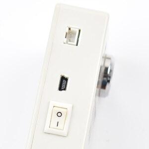 Image 3 - Copieur et lecteur RFID, 125Khz, DS1990A TM iputton, 2 pièces de carte vierge RW1990, 2 pièces de keyfoks 125kz EM4305