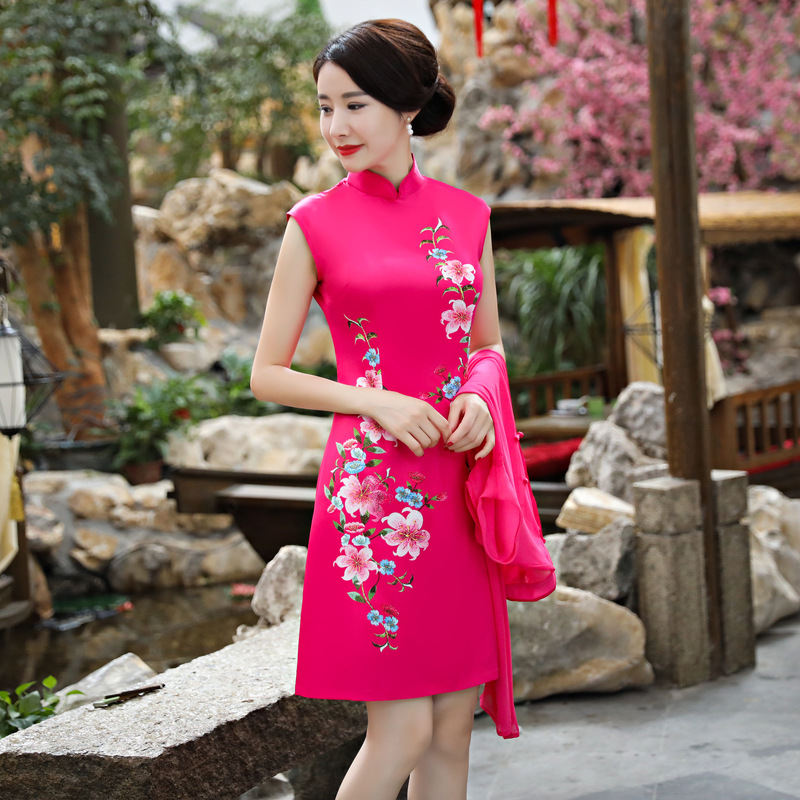 Hermosa Vestido De Novia Vietnamita Bosquejo - Ideas de Estilos de ...
