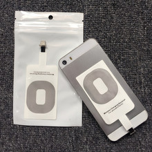 Universal Qi Wireless Charger Transmitter Patch Receiver Adapter Pad for Samsung iPhone7 6 6s 5 5s Xiaomi Huawei meizu nokia A20