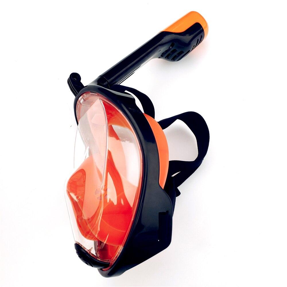 Máscaras de mergulho