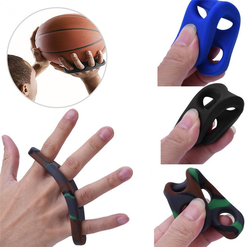 1PCS Silicone Shooting Trainer Basketball Hand Post Correction Training Aid Equipment Fingers Shoting Orthotics Accessories