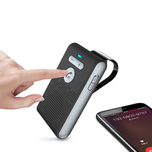 Multifunctional Bluetooth Aux Wireless Car Handsfree Speaker Manos Libres Kit With USB Charger