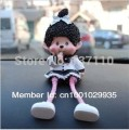 toy Car ornament car hanging Diaojiao doll