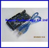 Free Shipping 2012 Due R3 ARM Version Main Control Board With USB Cable For Arduino Development