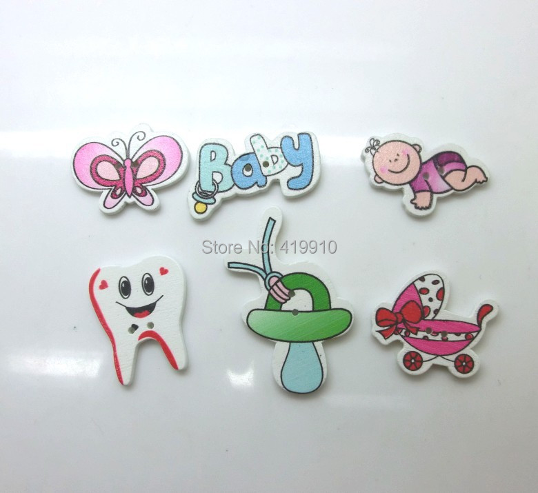 Free shipping -60pcs Mixed 2...