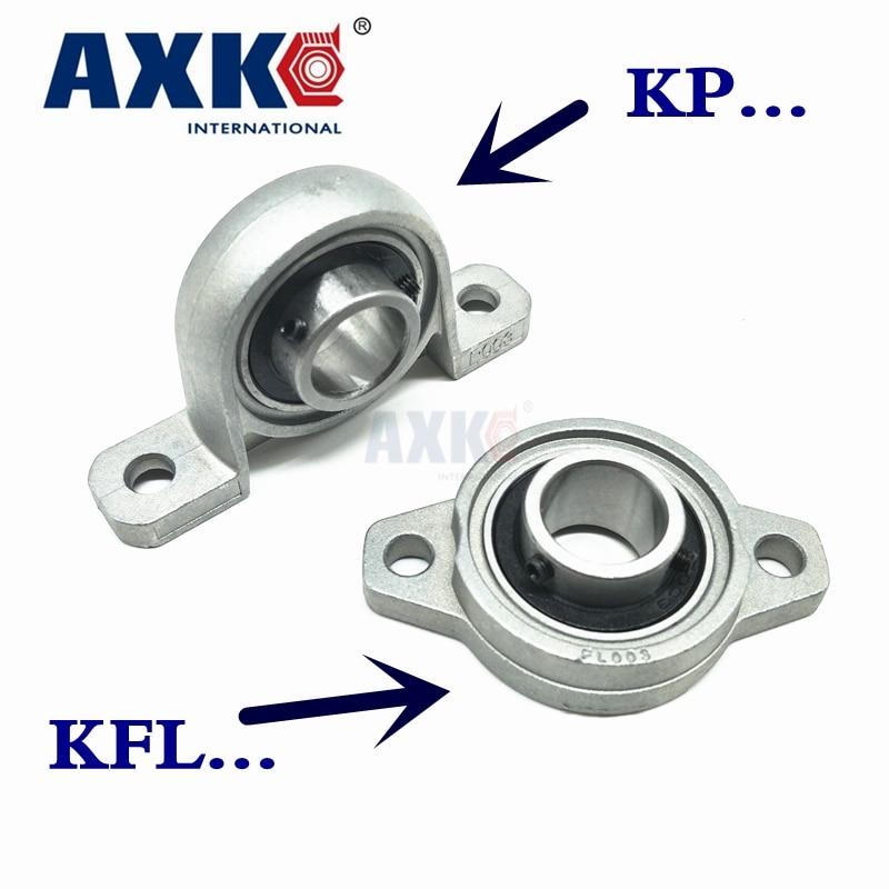 AXK KFL08 KP08 KFL000 KP000 KFL001 KP001 Опора стержня подшипника сферические роликовые подшипники из цинкового сплава, цинковый сплав подшипники блока поду...