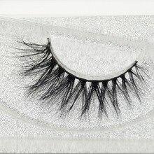 Visofree eyelashes 3D mink eyelashes long lasting mink lashes natural dramatic volume eyelashes extension false eyelashes D21