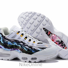 on sale 228e4 f9c3f Nike Air Max 95 ERDL Party Goes Full Camo Men's and Women's Running Shoes  Outdoor Sneaker