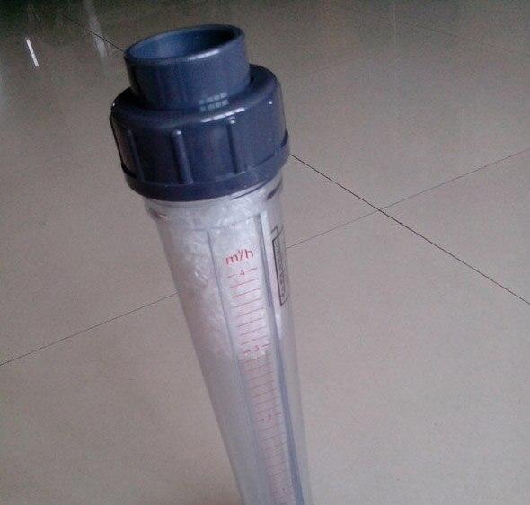 Long tube BSP threaded LZB-25S water flowmeter with ( Flow range 60-600 L/h),LZB25S Tools Flow Meters plumbing кисти для макияжа unbranded 20 ec064