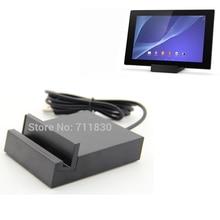 Magnetic Charger Station-Stand Desktop-Charging-Dock Z2-Tablet SGP521 Sony Xperia DK39