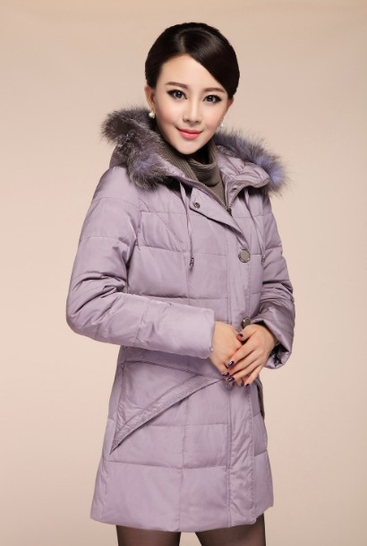 Women Down Coat 70% Duck Down Girls Overcoat Female Outwear Lady Winter Jacket Free Shipping Wholesale And Retail 1303