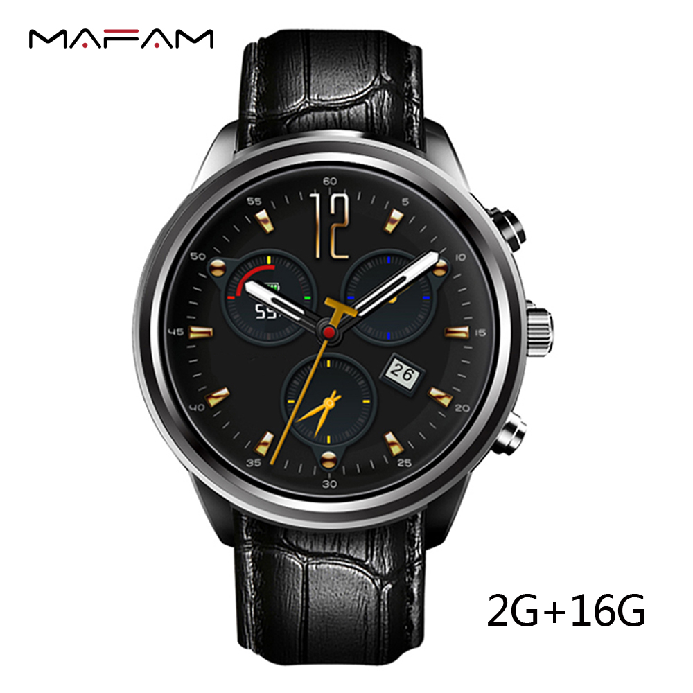 MF5 Air 3G Smart Watch Phone RAM 2GB ROM 16GB SIM Card QuadCore Heart Rate Android 5.1 WIFI GPS Bluetooth Smartwatch Andorid IOS 3g dm368 android 5 1 bluetooth 4 0 1 39 smart watch phone support nano sim card wifi gps map pedometer heart rate monitor