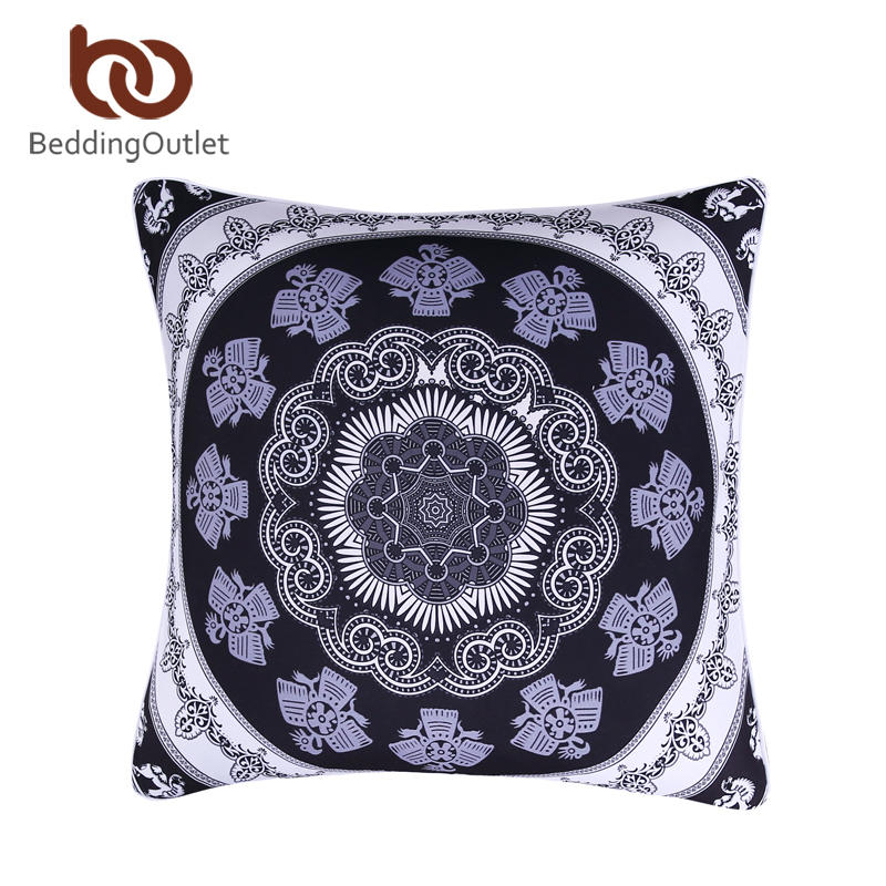 BeddingOutlet Vanitas Cushion Cover Bohemian for Sofa/chair/Bed/Car Pillowcase 70cmx70cm/45cmx45cm 1Pc Home Decor Best Sell