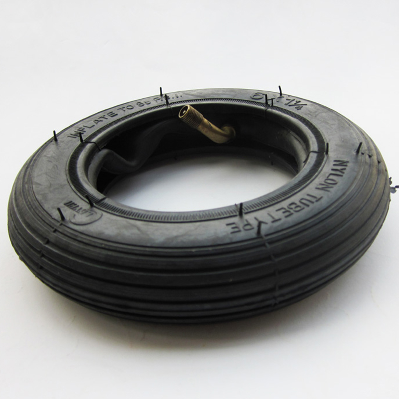 Scooters Scooter Parts & Accessories Tire With Inner Tube 6x1 1/4 Fits Many Gas Electric Scooters And E-bike 6 Inch A-folding Bike 6 X 1 1/4