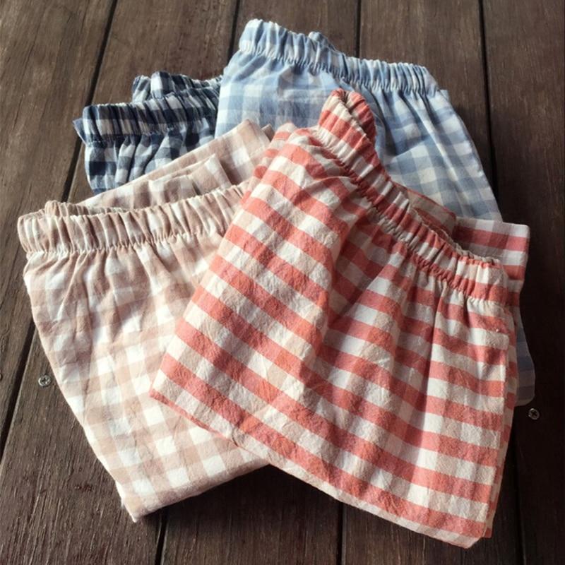 Sleep bottoms men short A129 home wear summer autumn polyster sleep bottoms ...