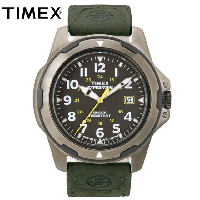 Placeholder 2018 For Timex Original Mens Watches Expedition Rugged Field Metal T49271 Outdoor Sport Multi Function
