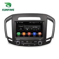 Octa Core 4GB RAM Android 8.0 Car DVD GPS Navigation Multimedia Player Car Stereo for OPEL INSIGINA 2014 2015 Radio Headunit 3G