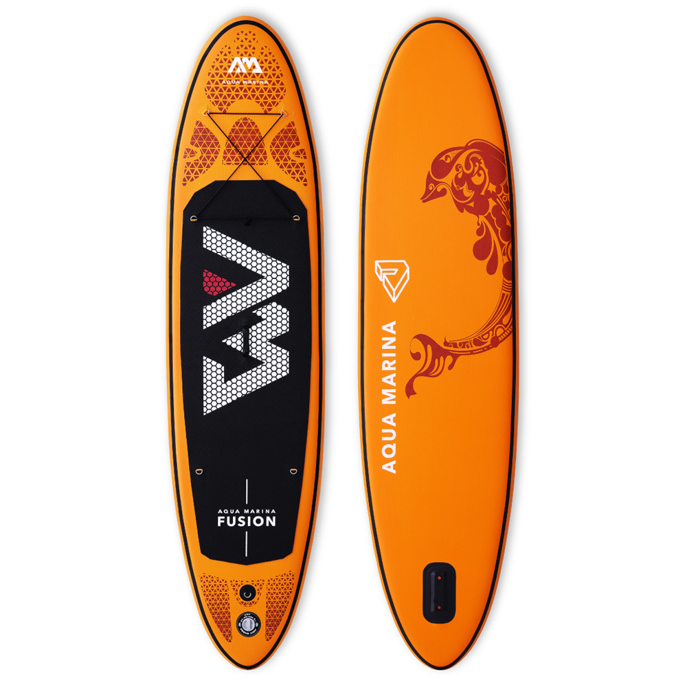 Hot sale 2019 new design DWF Aqua Marina fusion inflatable