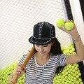 2016 New Snapback Hip Hop Youth 5 Panel Women's Cap Brand Cool Baseball Sun Golf Visors Men Korean Hats for Women 56CM To 59CM L