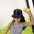 2016 Nova Snapback Hip Hop Juventude 5 Painel Marca Cap Legal das Mulheres boné de beisebol Chapéus de Sol Viseiras De Golfe Homens Coreano para As Mulheres 56 CM A 59 CM L