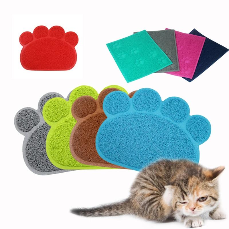 Tappetino per lettiera per gatti 2019 Nuovo feed per animali - Tessili per la casa