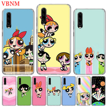 The Powerpuff Girls Special Soft Phone Case For Huawei P30 P20 Mate 20 10 Pro P10 lite P Smart + Plus Z 2019 Customized Cover