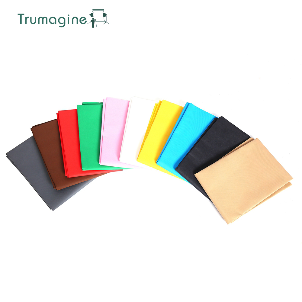 TRUMAGINE 160X200CM Photo Background Photography Backdrop Non Woven Green Photo Studio Shooting Chroma key Screen Solid Color supon 6 color options screen chroma key 3 x 5m background backdrop cloth for studio photo lighting non woven fabrics backdrop