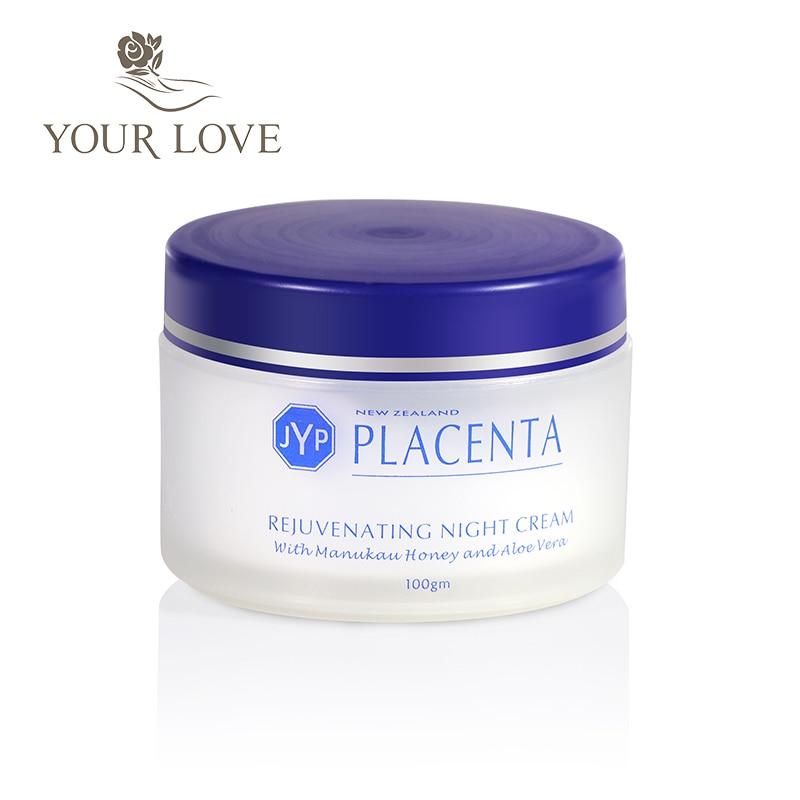 NewZealand YourLove Sheep Placenta Rejuvenating Night Cream (4)